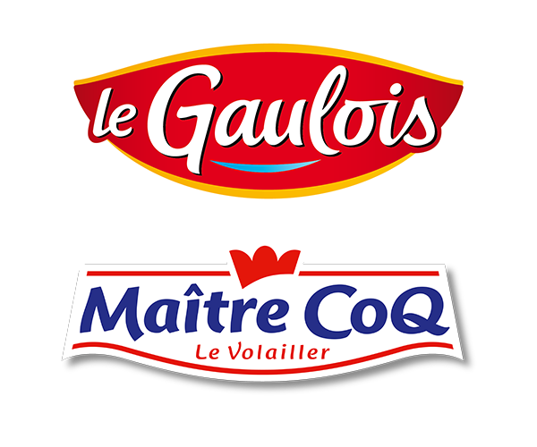 LDC, strong, well-known brands: Le Gaulois – Maître COQ
