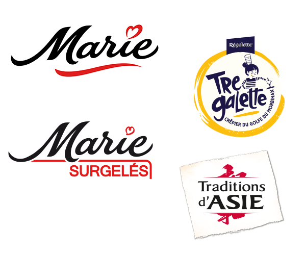 Our major Catering brands